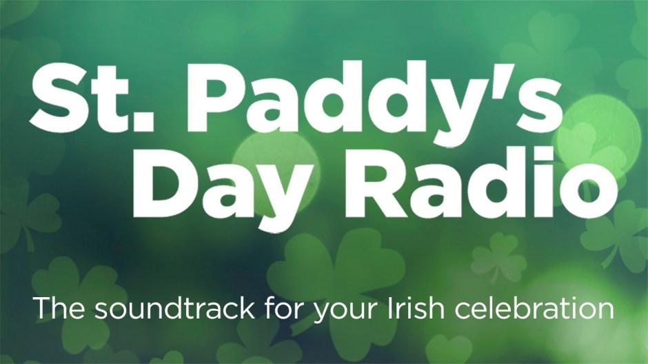 SiriusXM St Paddys Day Radio 2021