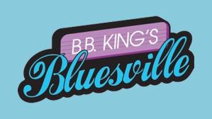 SiriusXM BB King's Bluesville 16x9 Blue background