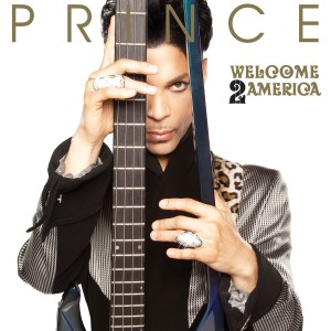 Prince Welcome 2 America cover art