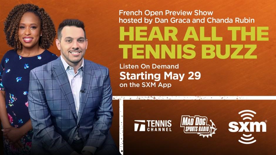 SiriusXM 2021 French Open