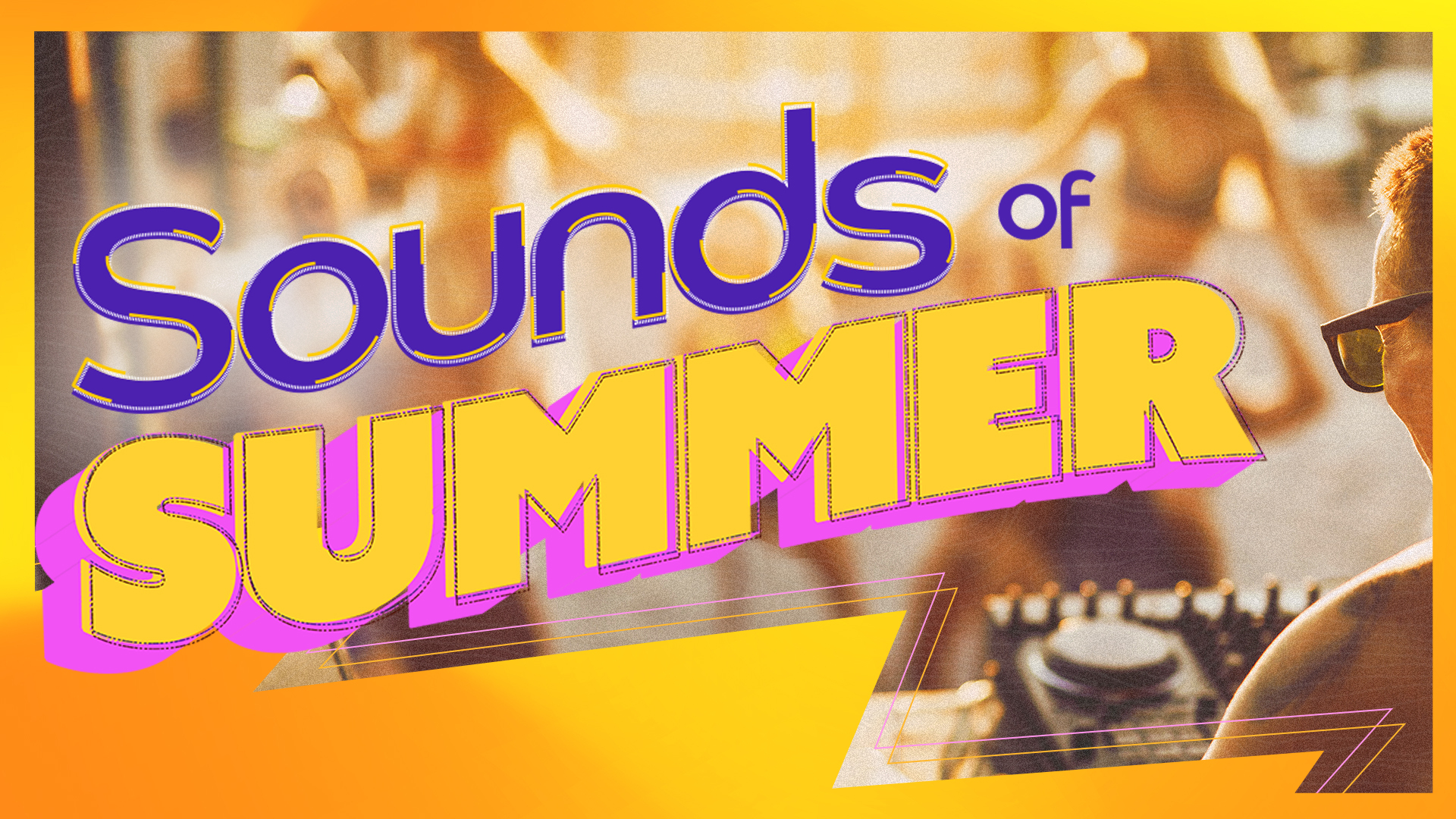 Take a sonic trip to summer hot spots across the US all season long