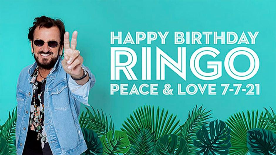 Celebrate Ringo Starr's birthday on Beatles Channel | Hear & Now