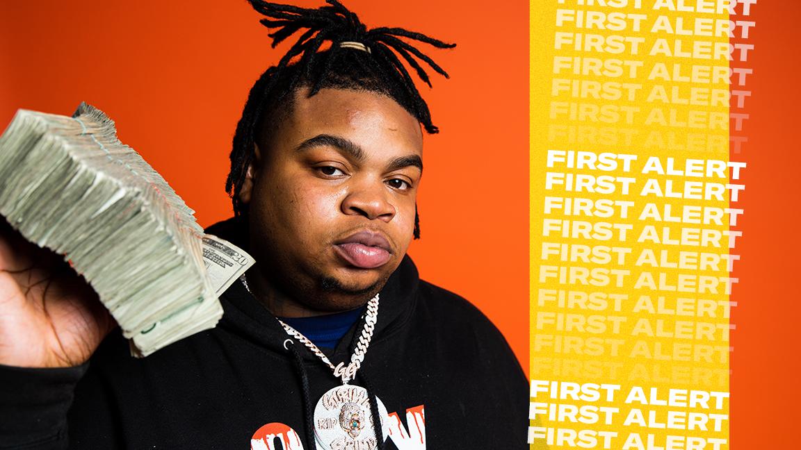 Meet Big Yavo, Hip-Hop Nation's latest 'First Alert' artist