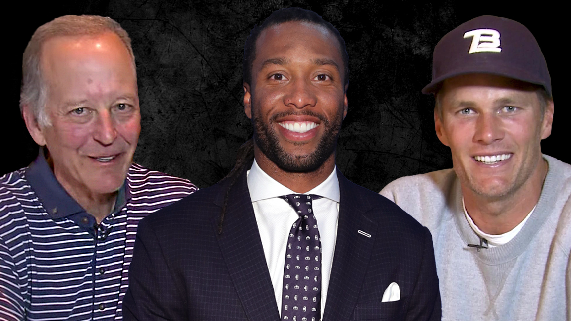 SiriusXM signs exclusive deal for new weekly show with Tom Brady & Larry Fitzgerald