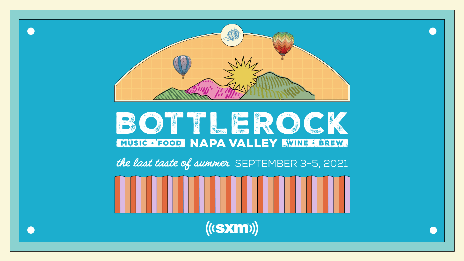 Experience BottleRock Napa Valley festival with live set broadcasts all weekend long