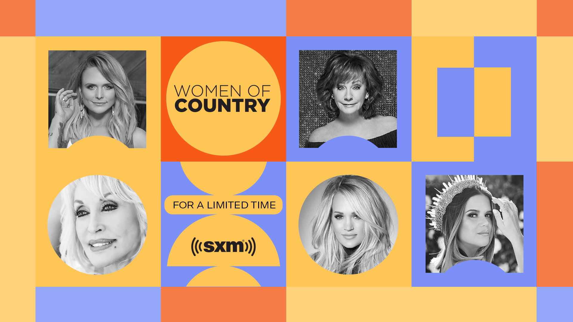 Tip your hats to the barrier-breaking women of country music on an all-new channel
