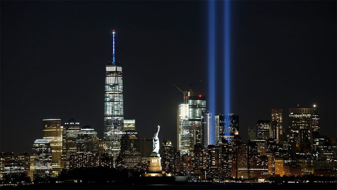 Reflect on the 20th anniversary of 9/11 with SiriusXM specials & an exclusive podcast
