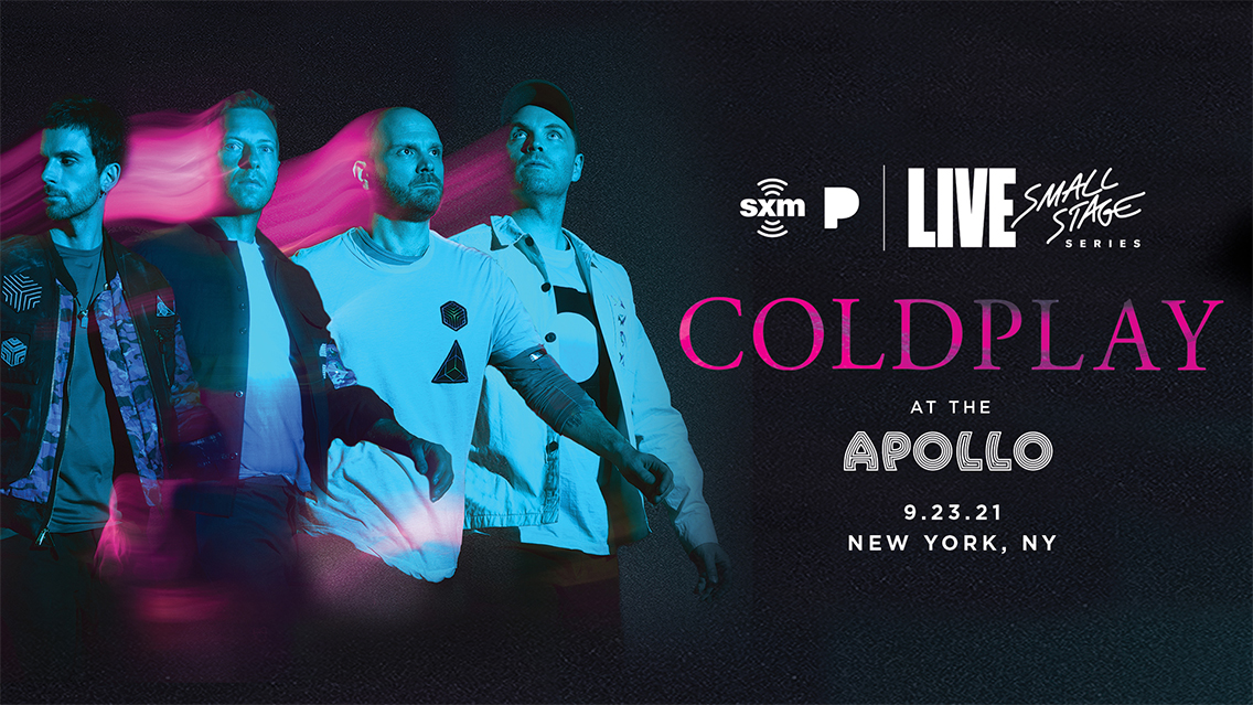 Feel alive again during Coldplay's exclusive 'Small Stage Series' concert in New York City