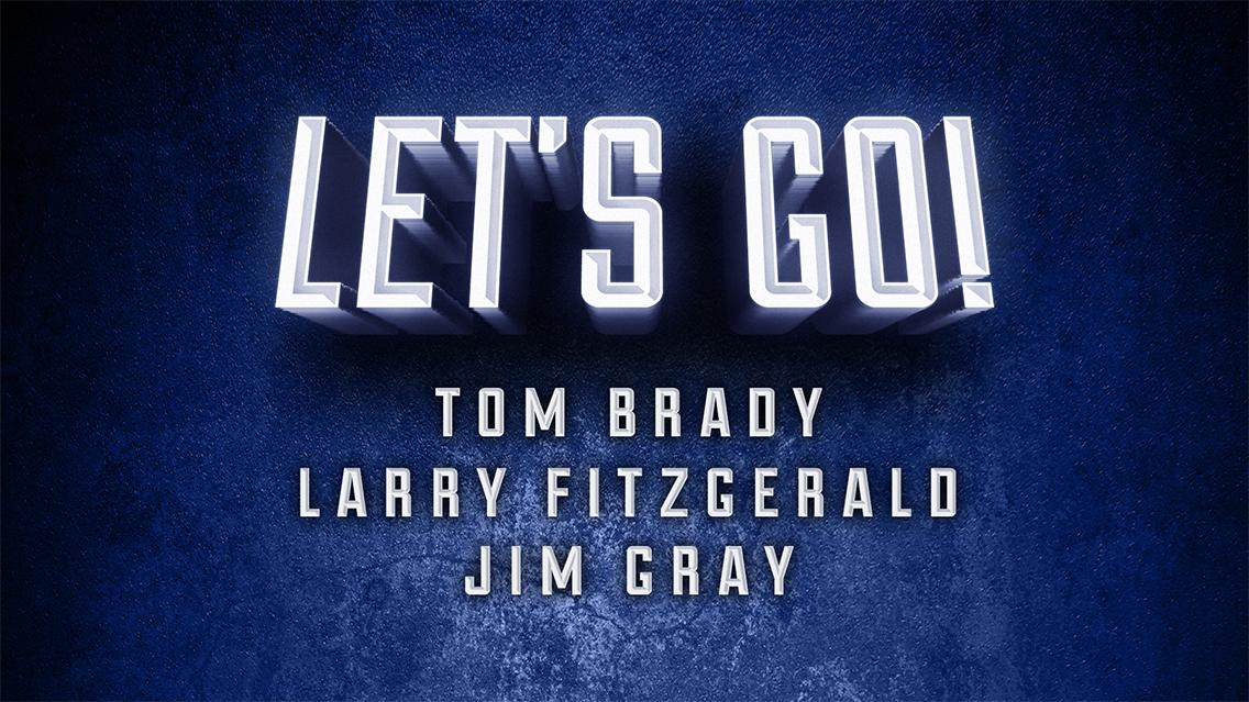Catch Tom Brady & Larry Fitzgerald's new weekly SXM series about the NFL season