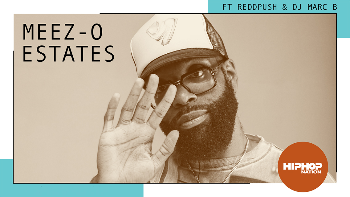 Join hip-hop exec Meezy for no-holds-barred conversations about music on his new show