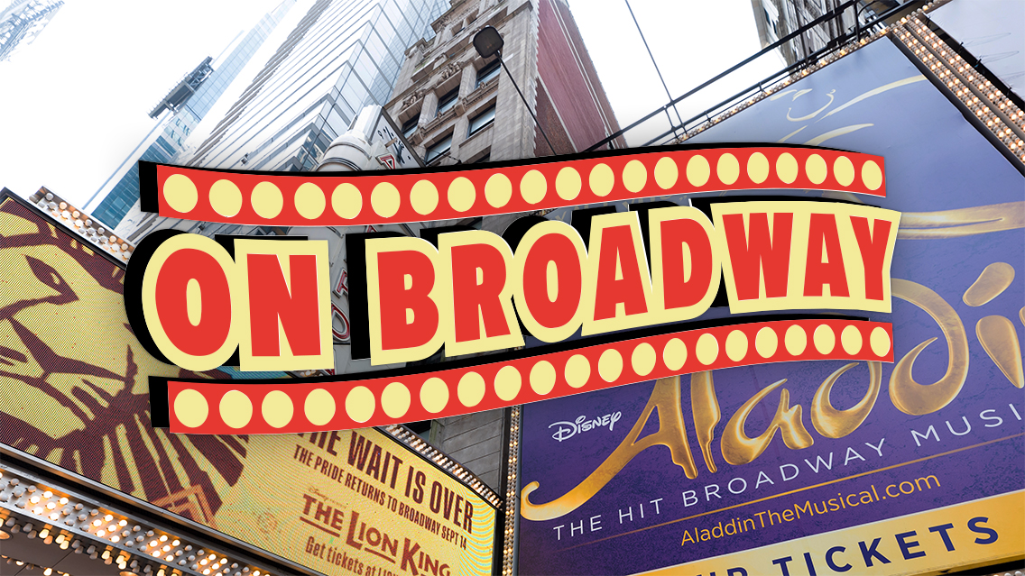 Celebrate the return of Broadway musicals with show tunes & shoutouts from stars