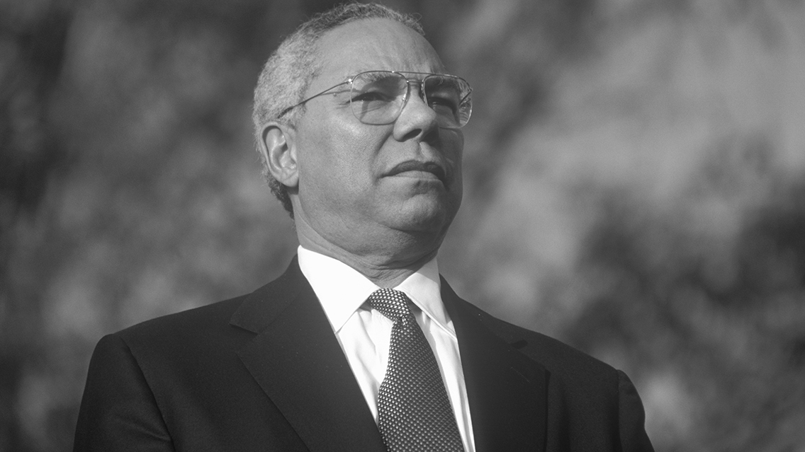 Colin Powell, first Black US secretary of state, dead at 84