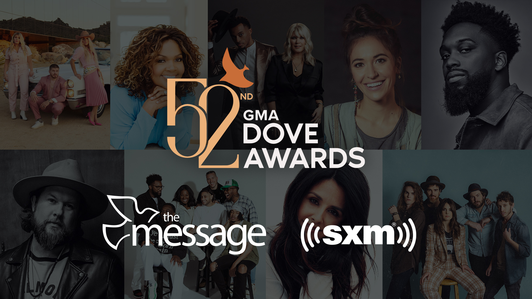 Feel inspired by this year's Dove Awards featuring Lauren Daigle & more gospel stars
