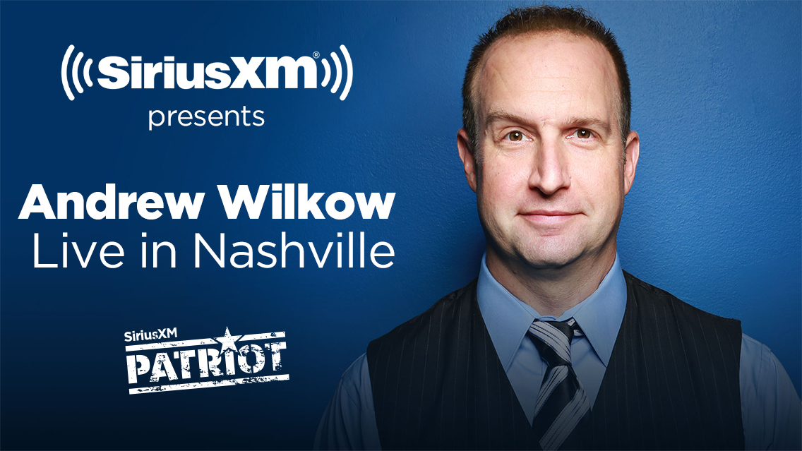 Attend Andrew Wilkow's special Veterans Day show at Jimmy Buffett's Margaritaville